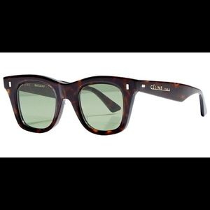 New Celine tortoiseshell sunglasses